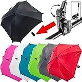 XL SONNENSCHIRM für Kinderwagen/Buggy (UV-SCHUTZ 50+) Schirm...