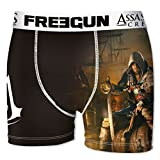 Freegun Boxer Homme Assassin's Creed Black Flag (S)