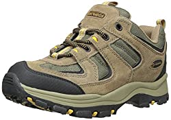 Men s Boomerang II Low Hiking Shoe Brown/Black/Yellow 10.5 D(M) US