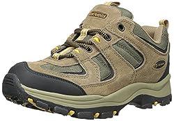 Men s Boomerang II Low Hiking Shoe Brown/Black/Yellow 10.5 D(M) US