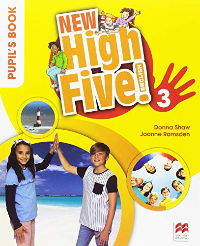 NEW HIGH FIVE 3 Pb por D. Shaw