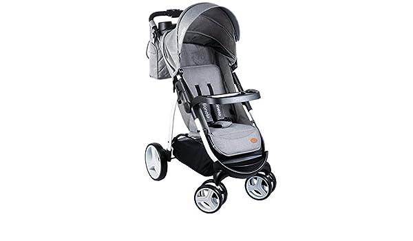 Lionelo Elise Kinder Buggy Kinderwagen Kindersportwagen Babywagen Jogger Grau
