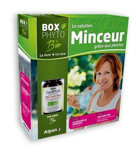 Coffret Phyto Box Minceur et thé vert Bio