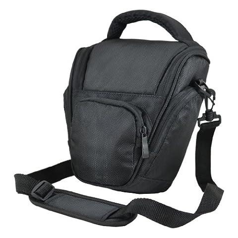 Black DSLR Camera Case Bag For Canon EOS 1300D 1100D 1200D 100D 600D 650D 700D 750D 760D