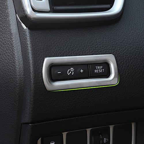 car-interior-odometer-button-frame-cover-fit-nissan-qashqai-2014-2015-2016-stainless-steel-matt