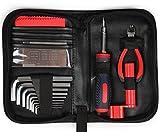 Kenley Guitare Care Repair Tool Kit de nettoyage?luthier Accessoires Installation Lot d
