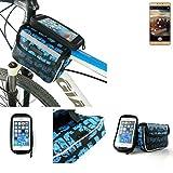 Fahrrad Rahmentasche für Allview X3 Soul Plus,