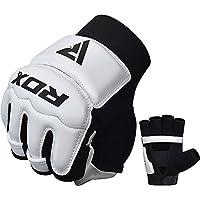 RDX Taekwondo WTF Guantes Entrenamiento Karate TKD Artes Marciales Sparring Grappling Protección las Manos