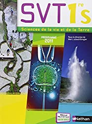 S.V.T. 1re S : Programme 2011, grand format