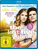 The Last Five Years (Blu-Ray)