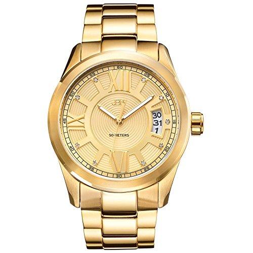 Da donna JBW diamante in acciaio inox orologio Sierra