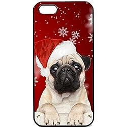 iPhone 5 funda carcasa secret de CARLINO de Navidad regalo de Navidad de Papá Noel