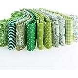 10 cintas verdes algodon vestidos, costura, scrapbooking, toallas, decoracion, canastillas cintas pelo, cordones zapatillas.. 1m x 5 cm.