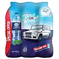 ALAIN Alain 1.5LTR ,Zero DLAW  Special Offer-Pack of 6