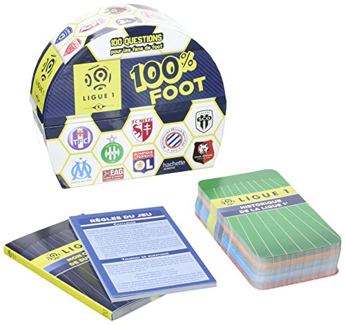 Ligue de Football/100% Foot par Collectif