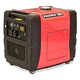 MAGIRA 5,5kW Diesel Inverter Stromerzeuger 5500W | 5,5 kW 12V 230V Schallgedämpfter Dieselbetriebener Diesel-Inverter Stromgenerator | Notstromaggregat, Inverter Generator mit E-Starter