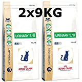 Royal Canin Urinary S/O Cat LP 34 Katze Trockenfutter 2 x 9 kg = 18kg