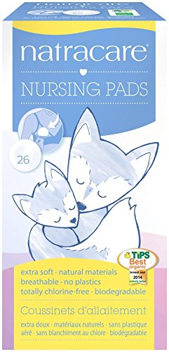 Natracare Natural Nursing Pads - 26 per pack -- 1 each.