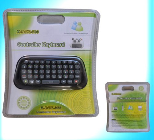 xbox-360-chat-pad-keyboardkeyboardkeypad-for-msn-messenger-xbox-liveblack-digi4uuk