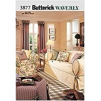 Butterick Patterns McCall's Patterns B3877 - Patrón para fundas (todas las tallas, 1 unidad), color blanco