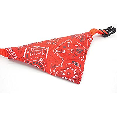 AKORD® Adjustable Bandanas for Dogs Puppy Pet Cat Products Collars Scarves Pet Accessories