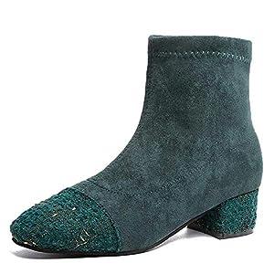 XPFXPFX Bewegung Freizeit Mode Trend Outdoor Frauen Schuhe Winter Elastische Stiefel Ofenrohr Socken Rohr Spitz Dame Starke Fersen Höhen Qualit