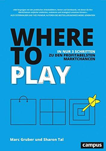 Where to Play: In nur 3 Schritten zu den profitabelsten Marktchancen