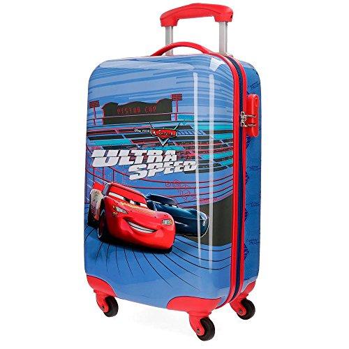 Disney Ultra Speed Equipaje Infantil, 55 cm, 33 litros