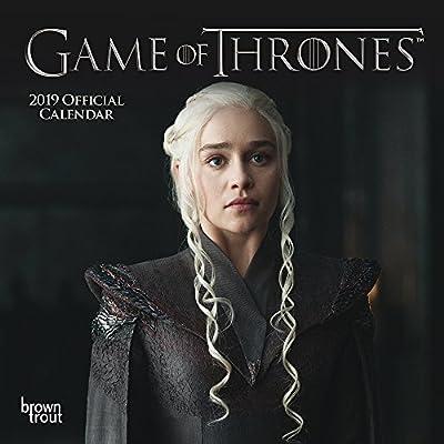 Game of Thrones 2019 Mini Wall Calendar