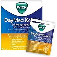 Wick Daymed Kombi Erkältungsgetränk 10 stk preisvergleich bei billige-tabletten.eu