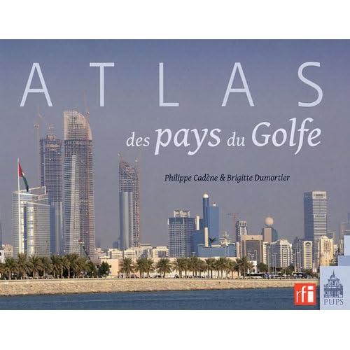 Atlas des pays du golfe