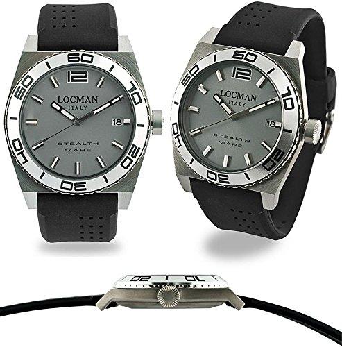 Locman 021100AK-AGKSIK Reloj de pulsera para hombre