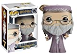 Funko 021979 No POP Vinylfigur: Harry Potter: Albus Dumbledore (Michael Gambon), bunt