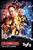 Import Posters Sharknado 4 : The 4TH Awakens - Spanish Movie Wall Poster Print - 30CM...