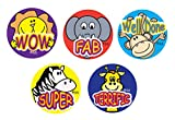 Sticker Solutions Cartoon Animals Reward Stickers (Pack of 180)