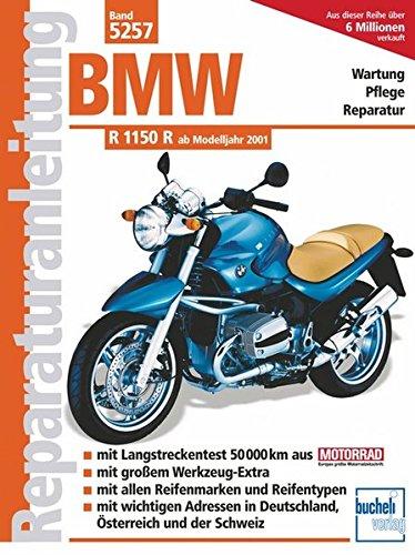 BMW R 1150 R  ab Modelljahr 2001 (Reparaturanleitungen) gebraucht kaufen  Wird an jeden Ort in Deutschland