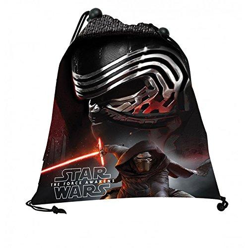 STAR WARS - Sac à dos léger piscine ou goûter Star Wars Silver Mask