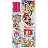 Warner Bros Powerpuff Girls 10th Anniversary Eau de Toilette Spray, 1.7 Ounce by Warner Bros