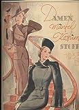 Damenmäntel Kostümstoffe 1938/39.