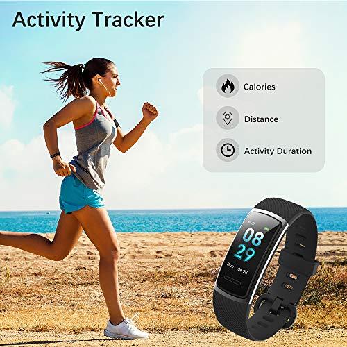 Zoom IMG-3 kungix orologio fitness tracker uomo