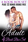 New Adult 4 Book Box Set