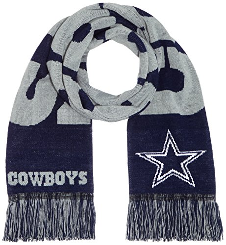 Forever Collectibles Schal NFL, Dallas Cowboys Fanschal,  Mehrfarbig (Dallas Cowboys),  SVNF14WMDCAM