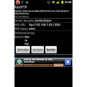 FastFTP: Amazon co uk: Appstore for Android