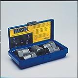 Irwin Tools 54125 Niveau d'échafaudage aimanté Lugnut de tirage spéciaux (5 pièces)