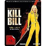Kill Bill: Volume 1+2 - Steelbook