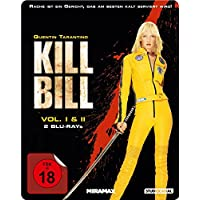 Kill Bill: Volume 1+2 - Steelbook