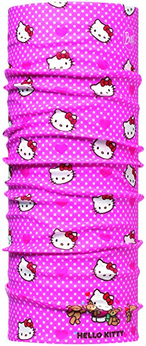 Buff Kinder Multifunktionstuch Hello Kitty Original, Heartsanddots, One Size, 104707.00