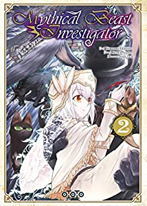 Mythical Beast Investigator Edition simple Tome 2