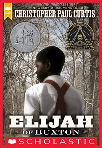 Elijah of Buxton (Scholastic Gold) (English Edition)