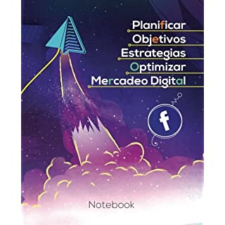 Planificar, Objetivos, Estrategias, Optimizar, Mercadeo Digital: Notebook